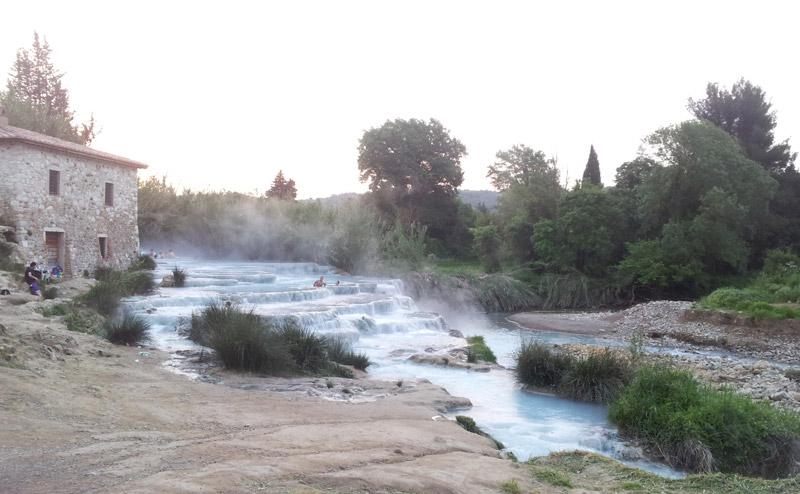 Le sorgenti termali libere in italia turismo e cucina - Piscine naturali piemonte ...