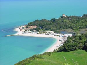 spiaggia portonovo